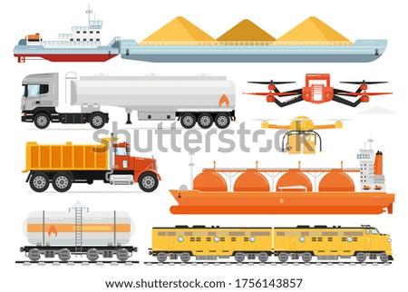 cargo transport industrial