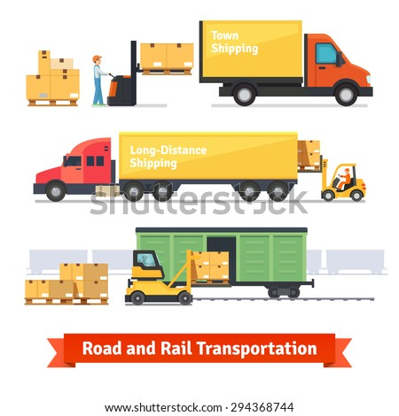 cargo transportation by road