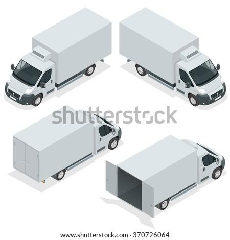 cargo truck transportation