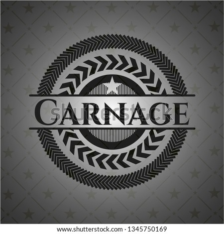 carnage dark badge