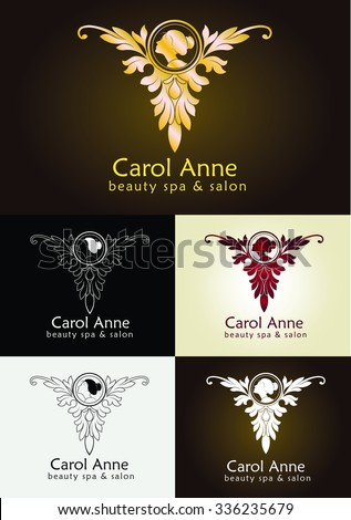 carol anne spa   salon logo