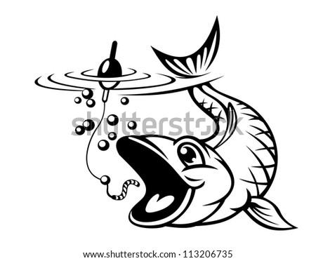 Carp Fish Clipart