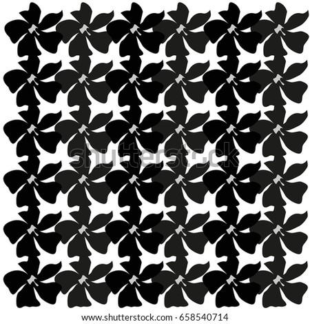 Carpet of black, gray and white colors Stock fotó ©