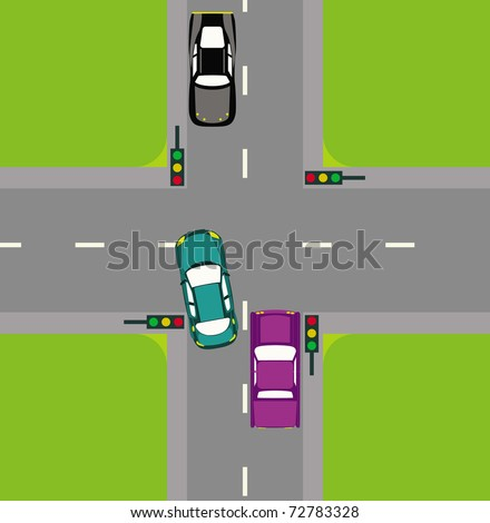 Cars in Traffic