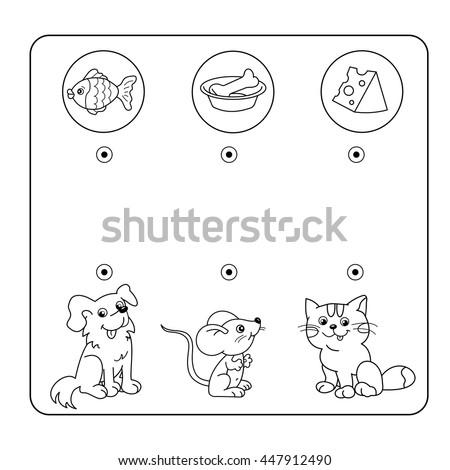cartoon animals and their