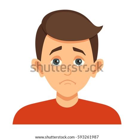 cartoon avatar the boy with an