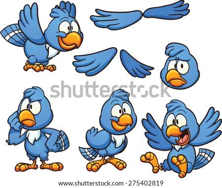 bird cartoons download free vector art stock graphics images rh vecteezy com cartoon vectors and cutouts cartoon vectoriel