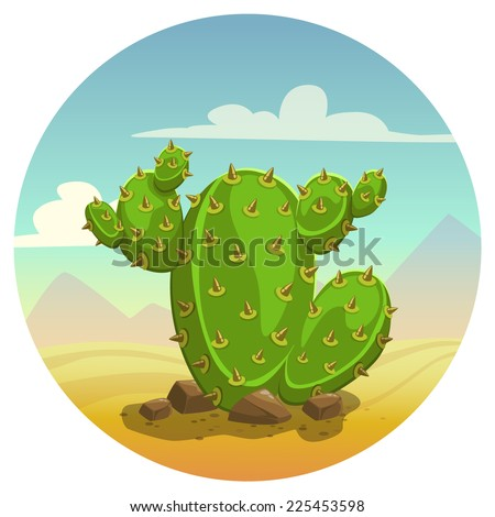 Desert Cactus Images Stock Photos amp Vectors  Shutterstock