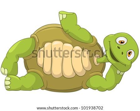 funny cartoon turtle stock vector 60928873 shutterstock funny turtle