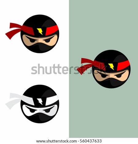 cartoon character ninja