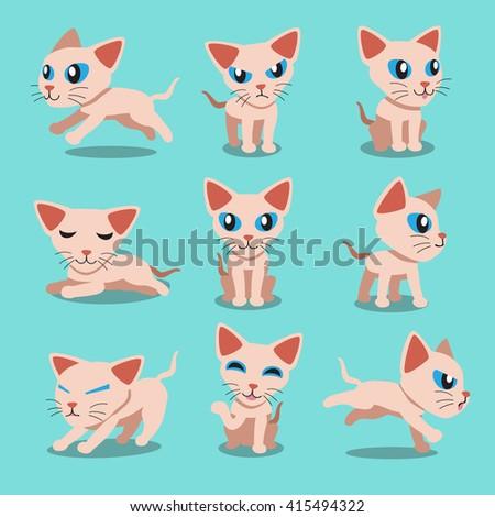 cartoon character sphynx cat