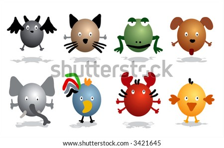 cartoon characters pictures. Cartoon characters