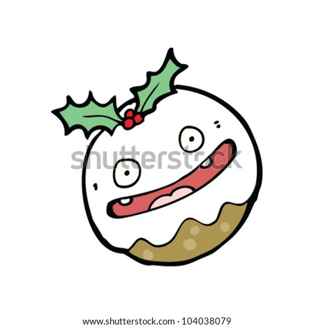 Download image Christmas Pudding Cartoon PC, Android, iPhone and iPad ...