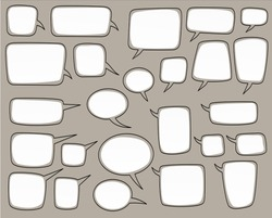 cartoon comic bubble, speech bubble,