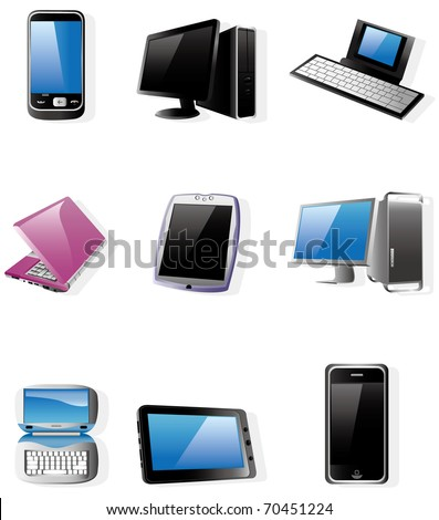 Computer Vectors Photos and PSD files  Free Download