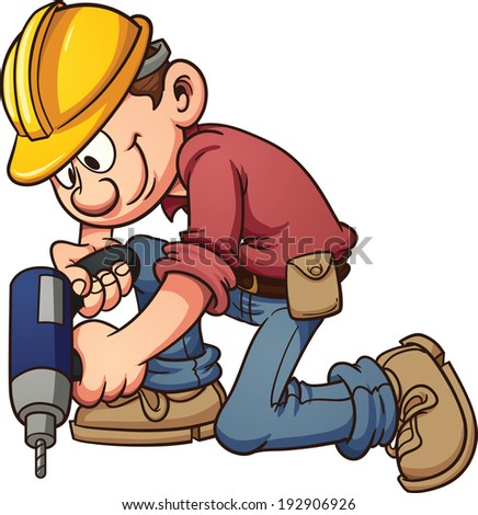 Mexican Construction Workers Cartoon Cartoon construction worker
