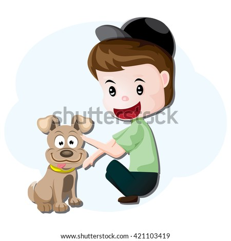 cartoon cute love animal