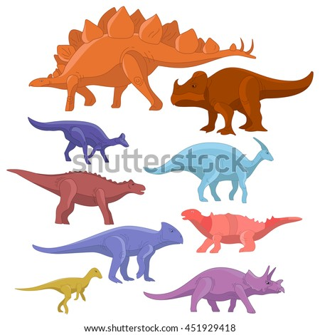 cartoon dinosaurs collections