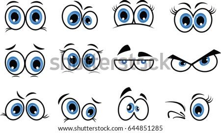 stock-vector-cartoon-eyes-in-vector