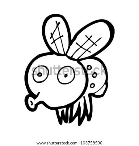 Fly Cartoon Drawing Cartoon Fly