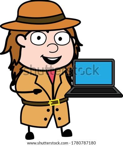 cartoon investigator