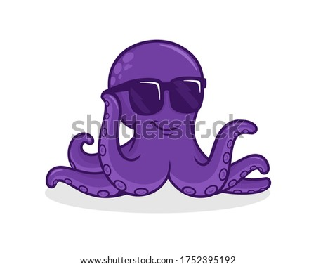 Deep Sea Octopus Monster Black And White Illustration, Octopus Clipart,  Monster Clipart, Deep Sea PNG Transparent Image and Clipart for Free  Download