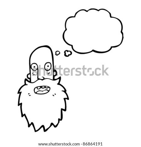 Old Man Face Cartoon Cartoon Old Man Face With