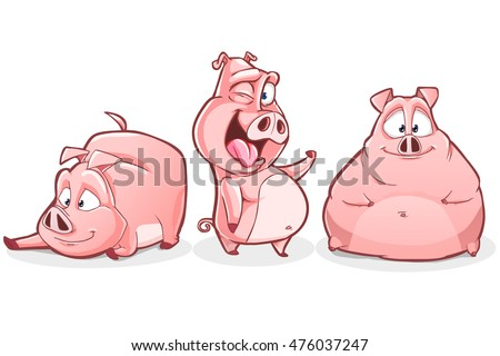 flying pig vector pattern download free vector art stock graphics