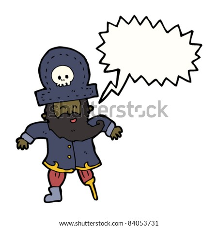 cartoon pirate captain with peg leg and speech bubble stock vector illustration 84053731 Funny Screaming Frog Devil Frog