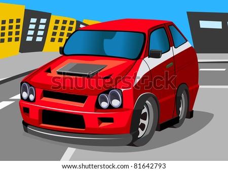 Cartoons Cars Cartoon Cars Racing Cartoon