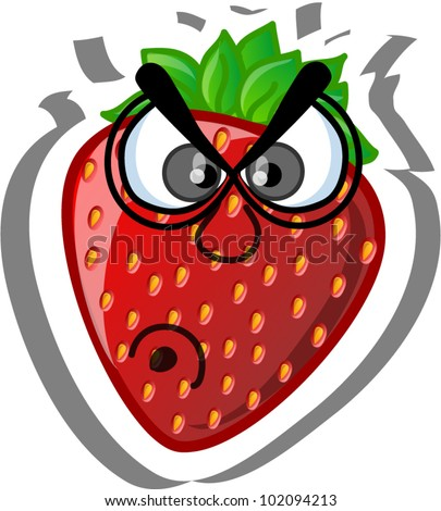 how to use strawberry on face