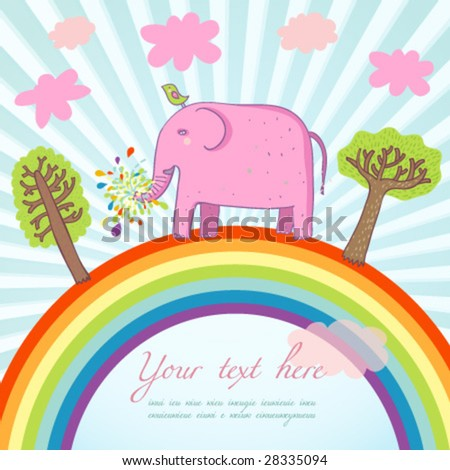 wallpaper cute pink. illustration - cute pink