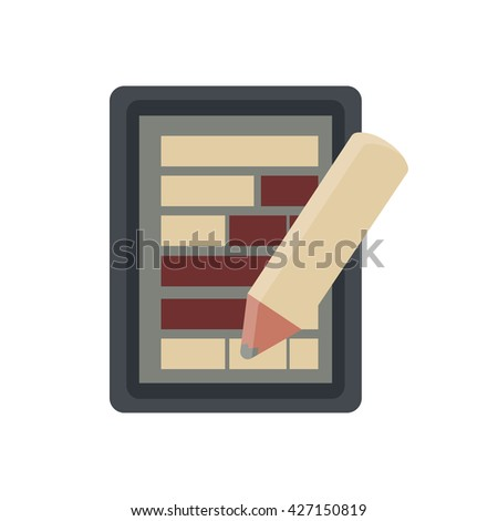 cartoon template notebook