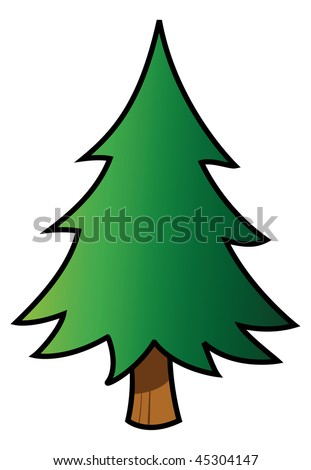 dates tree cartoon. stock vector : cartoon vector