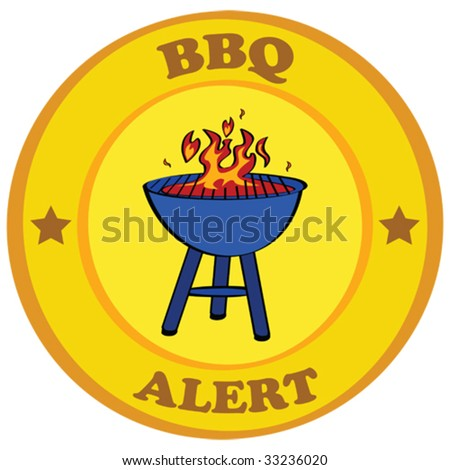 BBQ Chicken Cartoon http://www.shutterstock.com/pic-33236020/stock-vector-cartoon-vector-illustration-of-a-barbecue-grill-with-the-words-bbq-alert-around-it.html