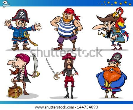 cartoon vector illustrations