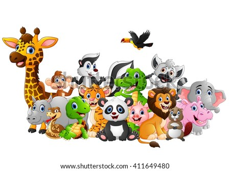 stock-vector-cartoon-wild-animals-background
