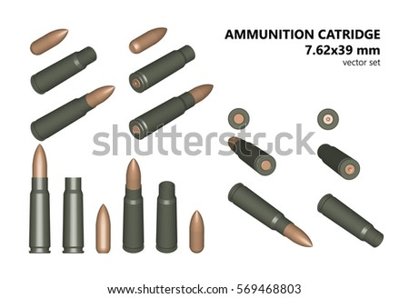 cartridges for  automatic rifle
