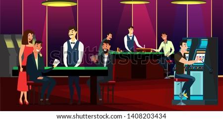 casino  gaming house flat