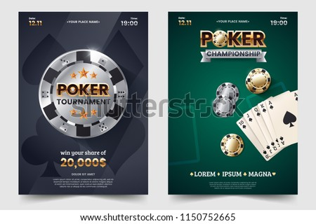 casino poker tournament