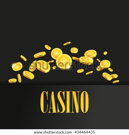 casino poster background or