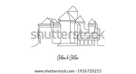castillo de chillon landmarks