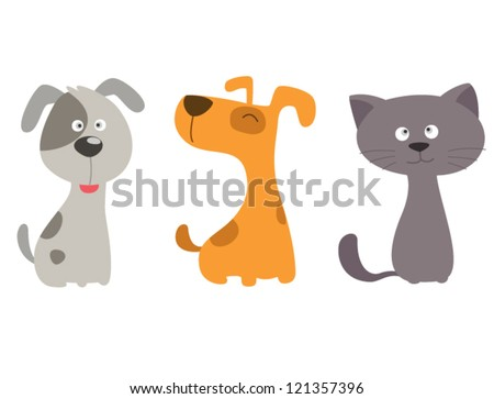 stock-vector-cat-and-dog