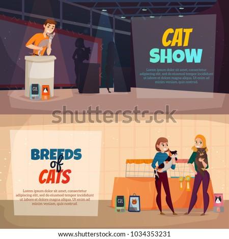 cat breeds show announcement