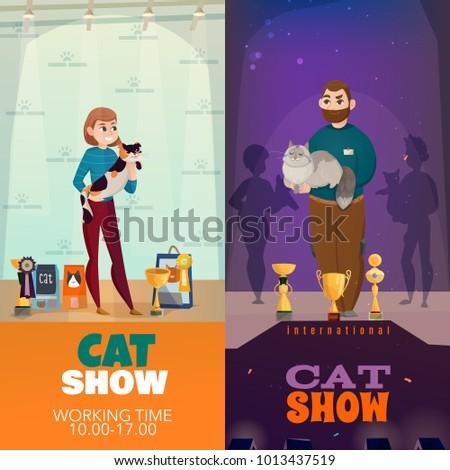 cat breeds show 2 vertical