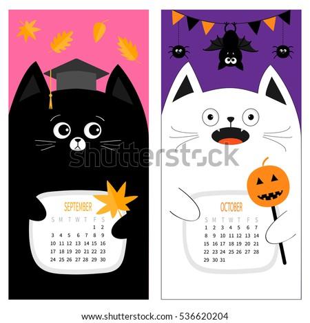 cat calendar 2017 cute funny