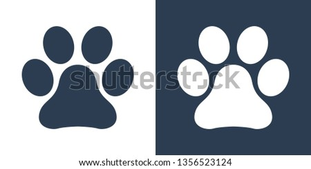 Cat Clue Icon Vector