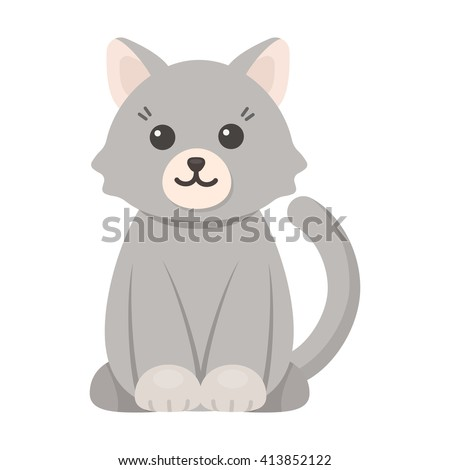 cat icon cat icon vector cat