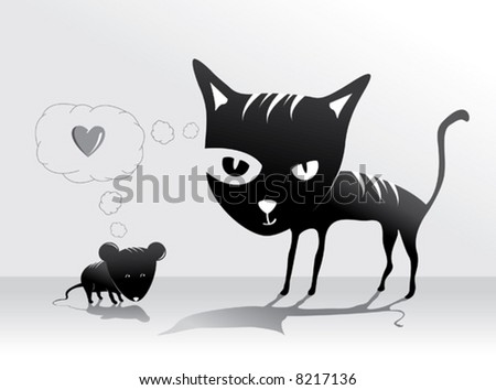 Cat Love Cat Amp Mouse Dream About Love