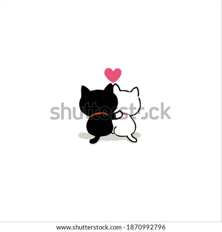 cat symbol logo vector